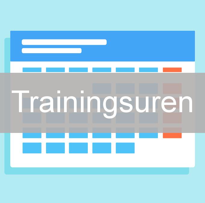 Aangepast trainingsschema jeugd